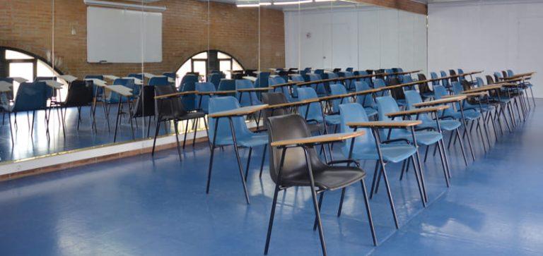 Centro de enseñanza en el deporte